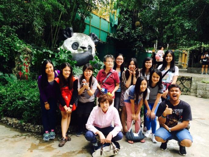 海外派遣留学生